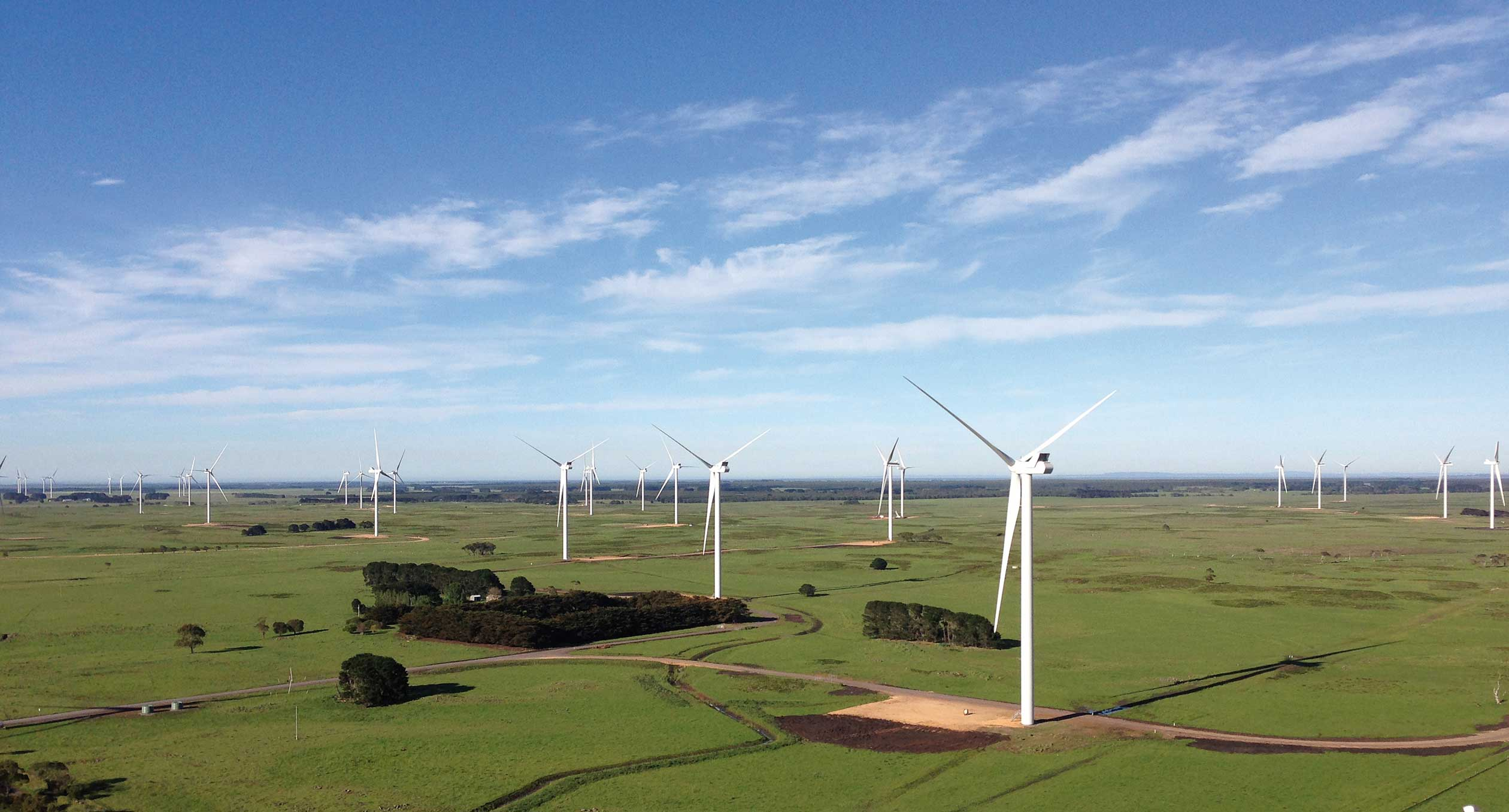 Optimized wind farm installation delivers two week time saving